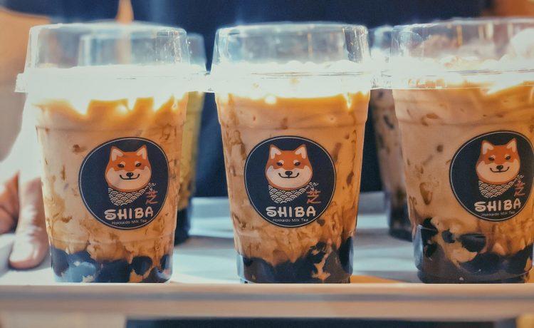 Shiba Hokkaido Milk Tea Menu
